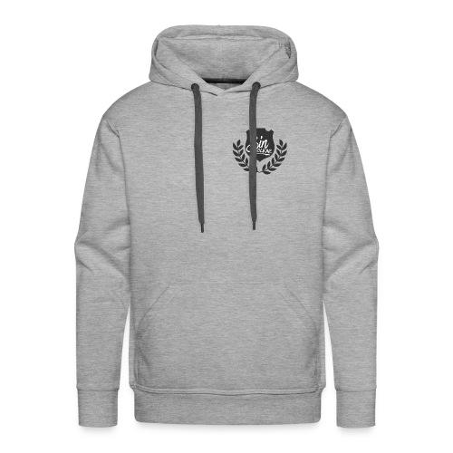 Sinclear Wappen Schwarz 🏴 - Männer Premium Hoodie
