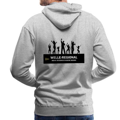 Welle-Regional PartyTime - Männer Premium Hoodie