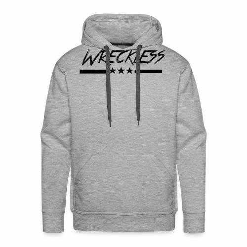 Wreckless - Premium hettegenser for menn
