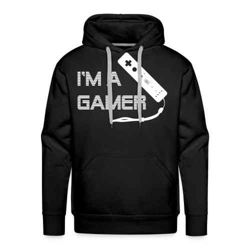 Im a gamer - Men's Premium Hoodie