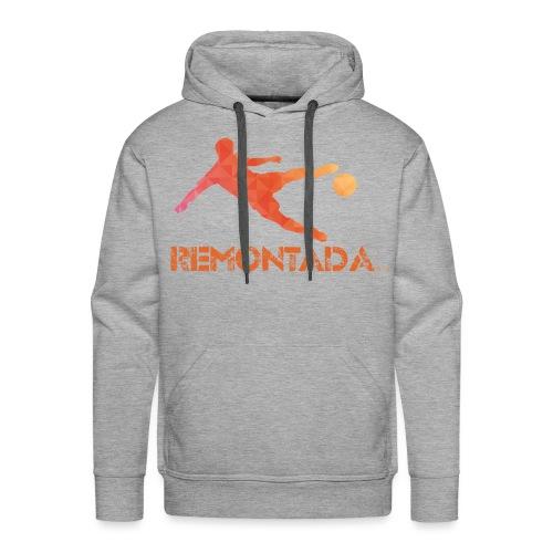 Remontada Facette - Sweat-shirt à capuche Premium pour hommes