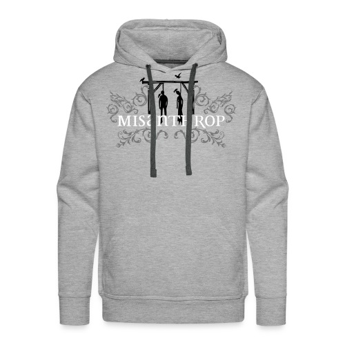 logo neu - Männer Premium Hoodie