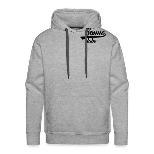 SanneTube Design - Mannen Premium hoodie