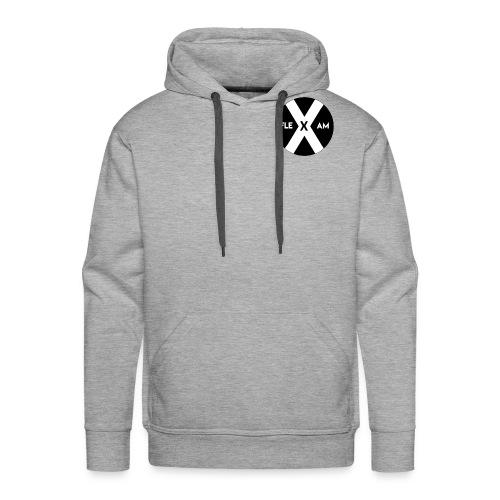 fleXam Basic Collection - Mannen Premium hoodie