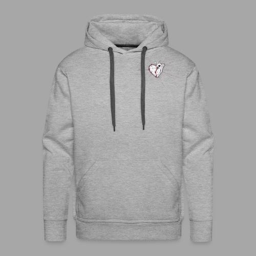 Âme vénéneuse - La valse à mille points - Sweat-shirt à capuche Premium pour hommes