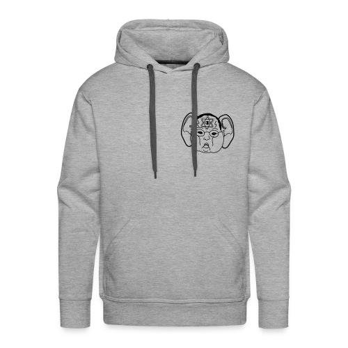 kim jong - Mannen Premium hoodie