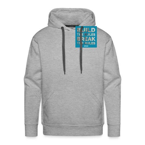Rules Shirt blau - Männer Premium Hoodie