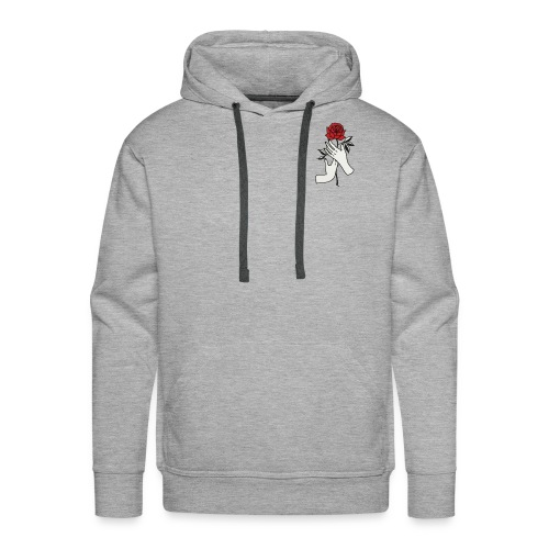 Cave Clothing - The Rose Collection - Men's Premium Hoodie