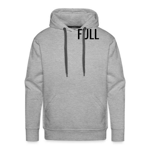 FULL SQUAD IMAGEN - Sudadera con capucha premium para hombre