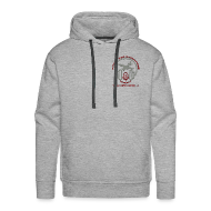 Ready for Departure podcast - Men's Premium Hoodie