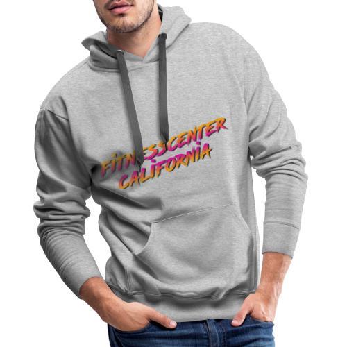 California Retro - Männer Premium Hoodie