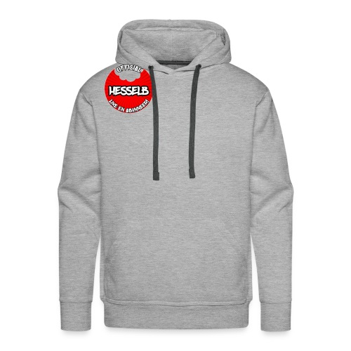 GewoonHessel - Mannen Premium hoodie