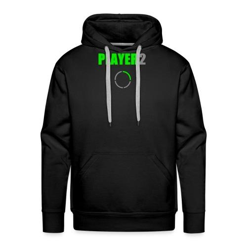 PLAYER 2 Videojuegos - Sudadera con capucha premium para hombre