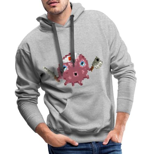 Ollie The Octopus - Mannen Premium hoodie