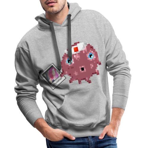 Ollie Instagram - Mannen Premium hoodie