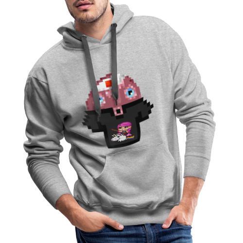Ollie Merchandise - Mannen Premium hoodie