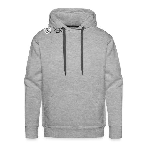 no name - Mannen Premium hoodie