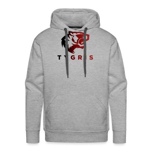 TYGRIS E-SPORT - Sweat-shirt à capuche Premium pour hommes