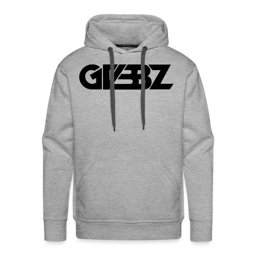 GVBBZ_logotype_black - Premiumluvtröja herr