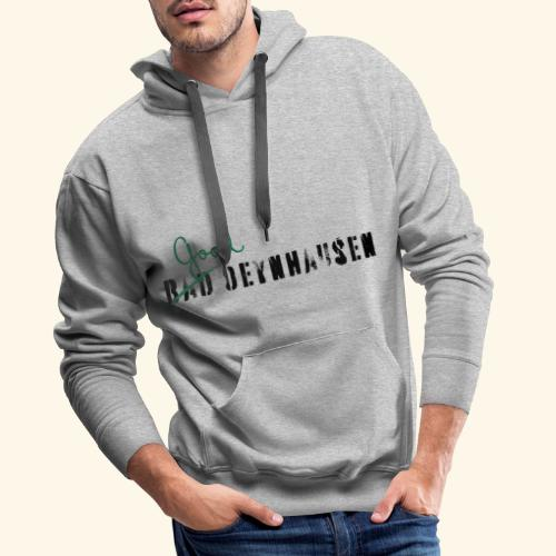 Good Oeynhausen - Männer Premium Hoodie