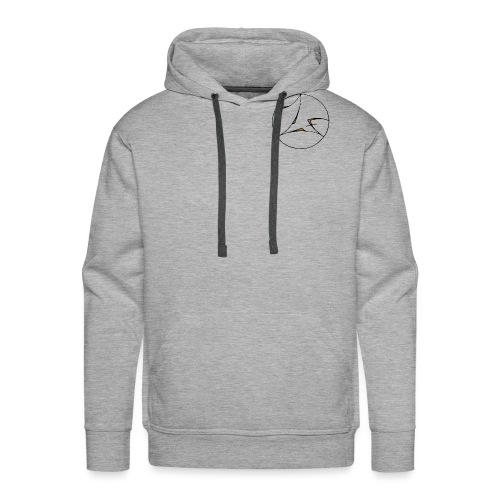 LOGO ZAXOFF - Sweat-shirt à capuche Premium pour hommes