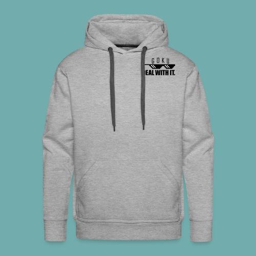 DealWithIT png - Männer Premium Hoodie