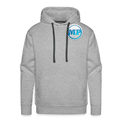 MP Logo nb large - Men's Premium Hoodie