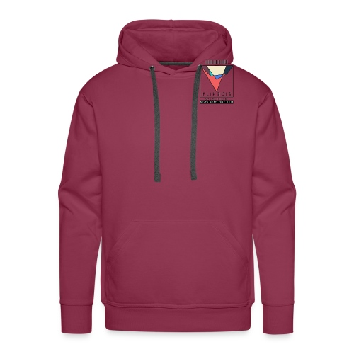 Flip Side Selection SW4 - Men's Premium Hoodie