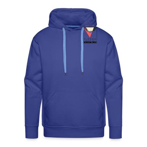 Flip Side Selection SW4 - Men's Premium Hoodie
