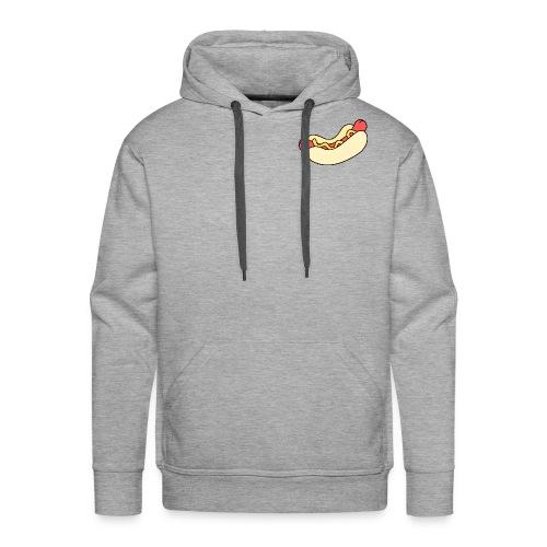 Hotdog - Herre Premium hættetrøje