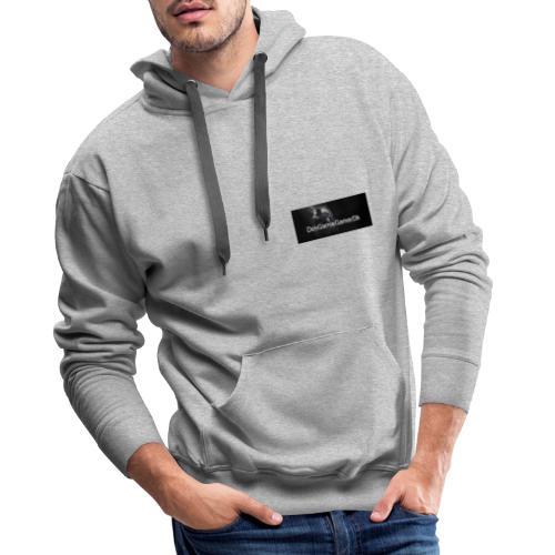 DenGamleGamerDK - Herre Premium hættetrøje