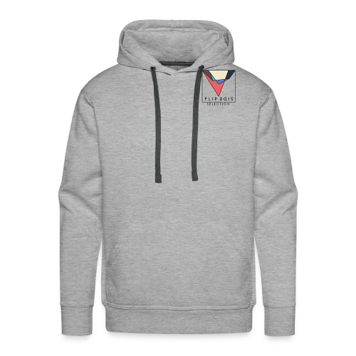 Official Flip Side logo - Men's Premium Hoodie