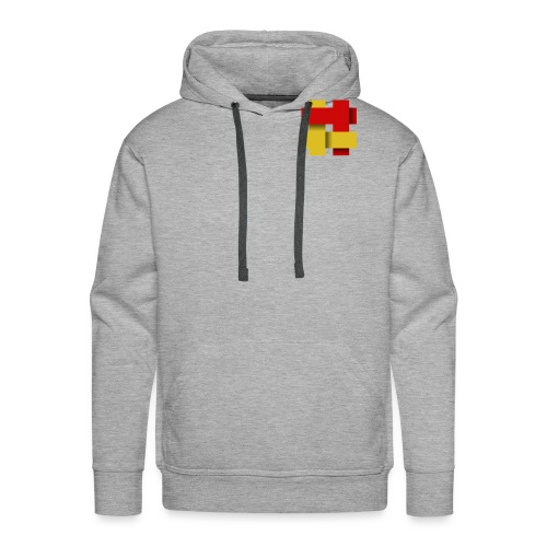 The Kilted Coaches LOGO - Men's Premium Hoodie