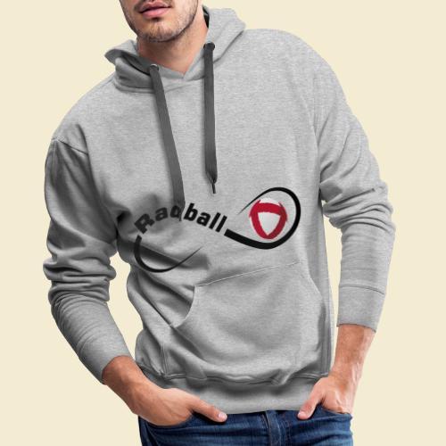 Radball 4 Ever - Männer Premium Hoodie