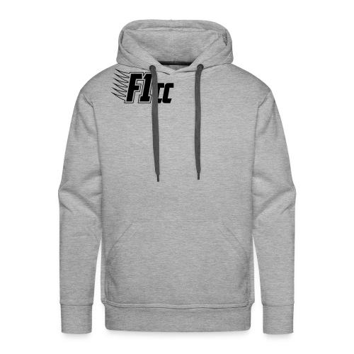 f1 1col - Men's Premium Hoodie
