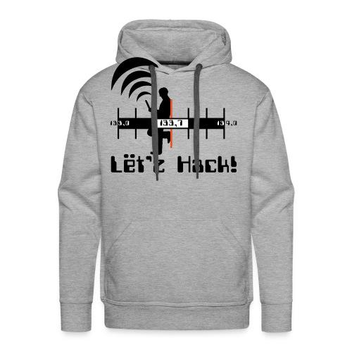 Lët'z Hack! - Men's Premium Hoodie