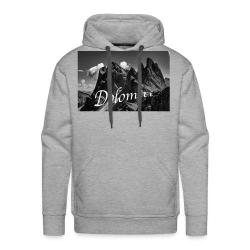 Dolomiti - Männer Premium Hoodie