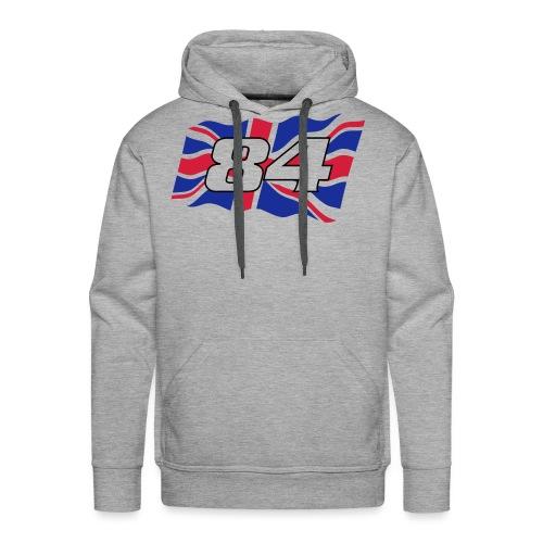 flag84summerfieldtrucksport - Men's Premium Hoodie