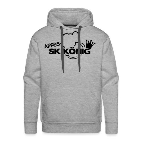 Apres Ski König - Männer Premium Hoodie