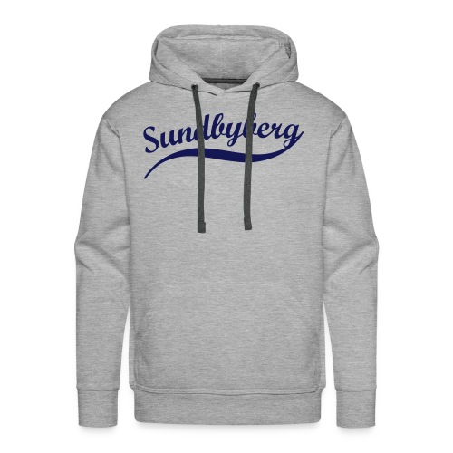 sundby retro - Premiumluvtröja herr