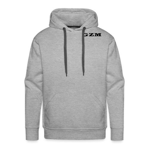 Gazzmotard - Sweat-shirt à capuche Premium pour hommes