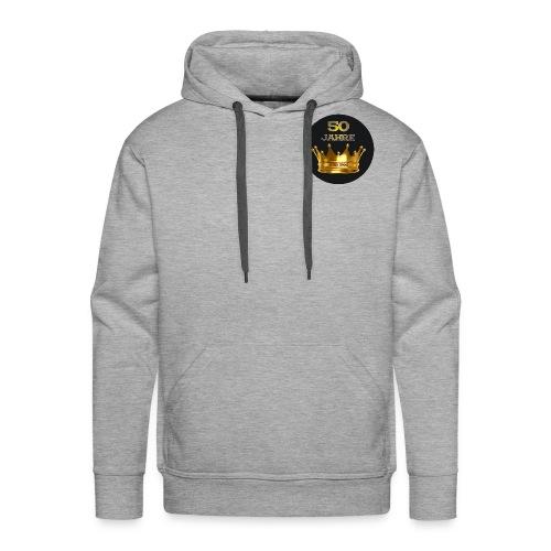 Logo Crown round png - Männer Premium Hoodie