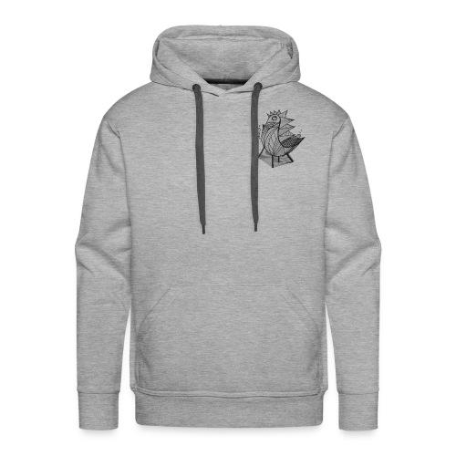 design3 - Herre Premium hættetrøje