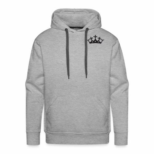 queen annzia crown - Herre Premium hættetrøje