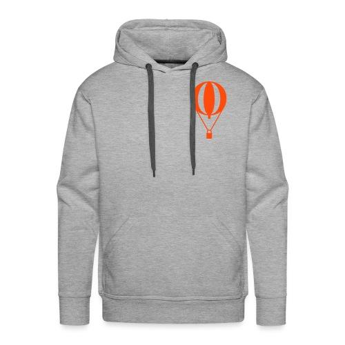 Gasballon prall - Männer Premium Hoodie