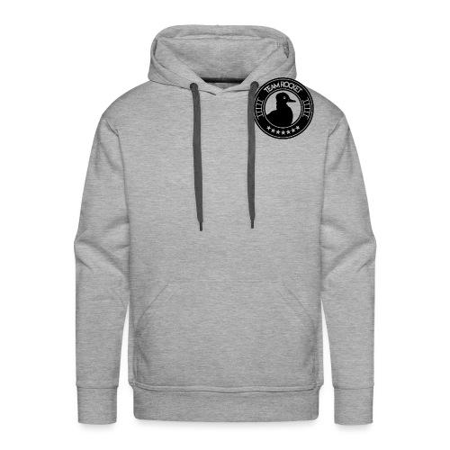 TEAM ROCKET NOIR - Pierre - Sweat-shirt à capuche Premium pour hommes