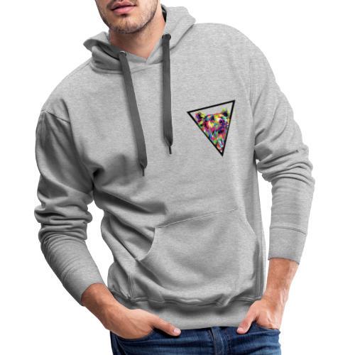 Wild Clothes - Sudadera con capucha premium para hombre