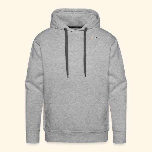 rogue - Sweat-shirt à capuche Premium pour hommes