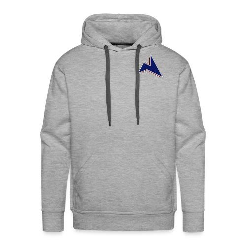 hhhhhhh - Sweat-shirt à capuche Premium pour hommes