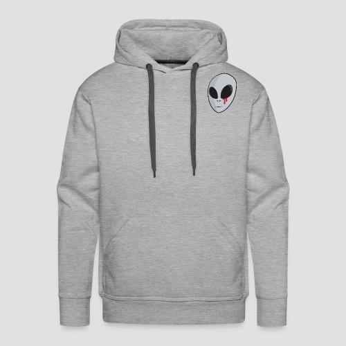 Bloody Alien - Sweat-shirt à capuche Premium pour hommes